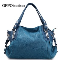 2014 new design lines,OPPO brand bags,ladies handbags,leather fashion messenger bag,black,blue, red optional,promotion
