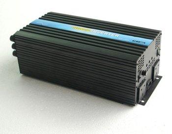 Factory sell CE&ROHS approved ,dc 12v/24v/48v to ac 100v-120v/220v-240v 3000w/3kw ,peak 6000w pure sine wave  solar inverter