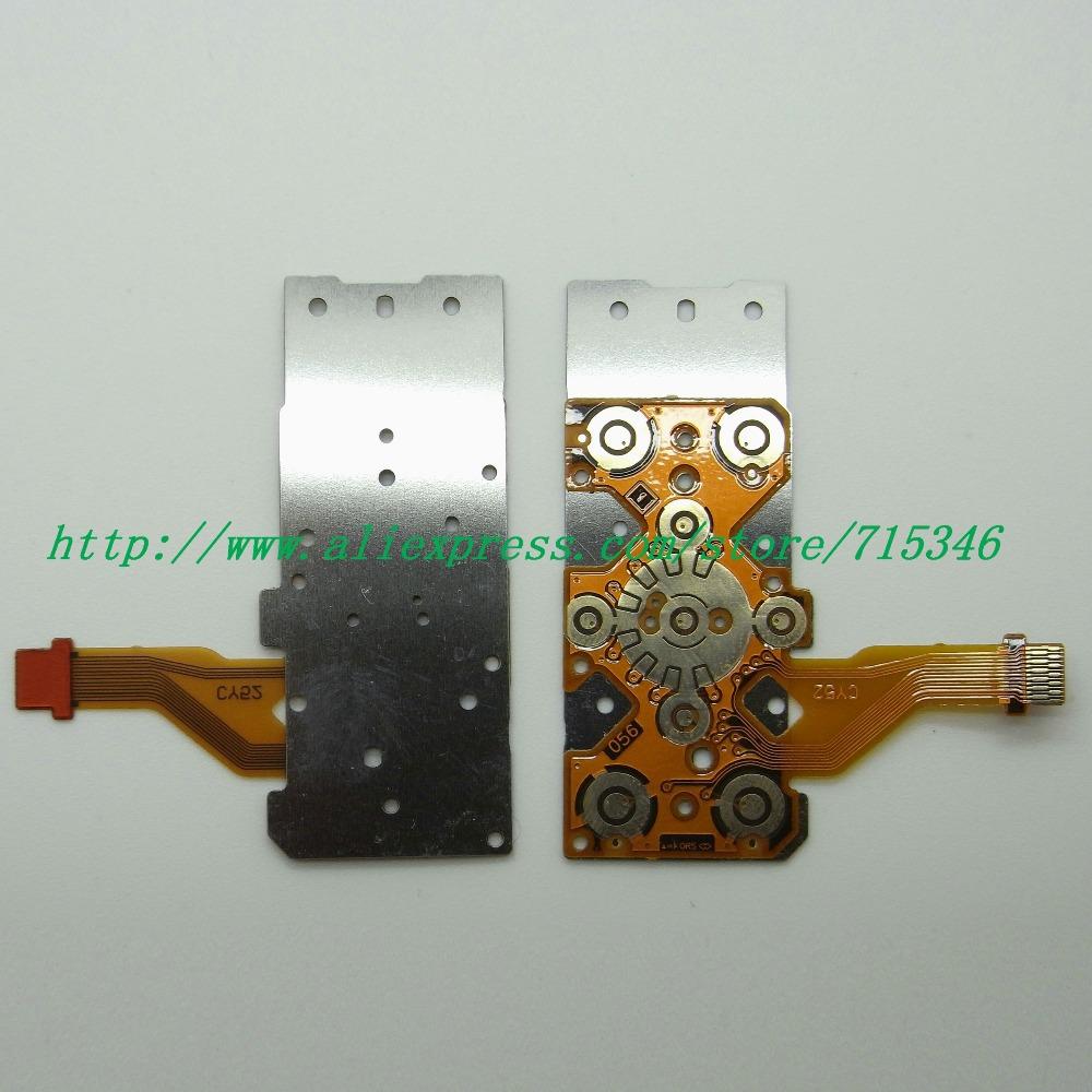 Цифровая камера замена части для NIKON COOLPIX S620 клавиатура основные кнопки жк-flex ленточный кабель совет
