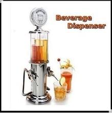 Новый двойной пистолет серебро ликеро насос азс пиво алкоголь жидкой воды сок вино сода безалкогольных напитков напитки Торговый автомат(China (Mainland))