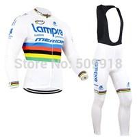 ropa ciclismo thermal !!! thermal cycling jersey & cycling bib pant kits thermal clothing/shirt and pant kit black