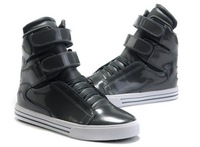 Free shipping Wholesale/Retail Hot Justin Bieber TK OBYO Skateboard Athletic Leather Sneaker sport Shoes