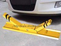 K shape parking lock, manual parking barrier,parking space protector