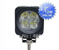 10-30V 12w led working light new 2.5inch led work lamp