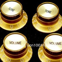 4*GUITAR KNOBS  volume tone knob lp knob for epiphone guitar parts