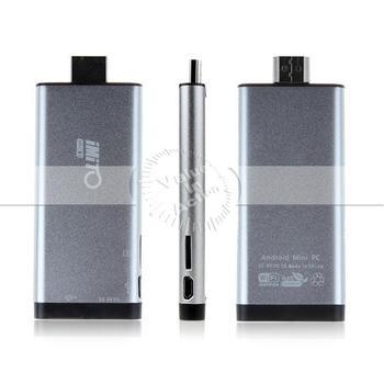 [In Stock] Newest iMito MX1 Dual Core TV Box Android 4.1.1 Mini PC w/ RK3066 1.6Ghz 1GB/8GB Cortex-A9 Bluetooth 3D Game