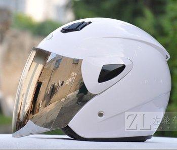 AK Safety motorcycle helmets fall and winter  AK-7 Half Helmet
