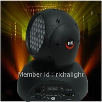 36 pcs 3w disco led moving head light