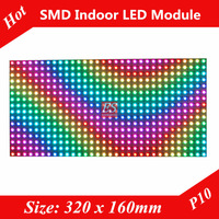P10 Indoor Full Color LED Display Screen  Module 320mm x 160mm Aliexpress 10pcs/lot