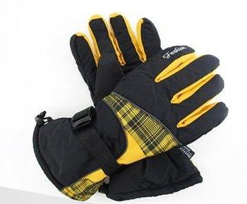 Free Shipping Women Men's Unisex Winter Skiing Snowboard Gloves Free Size