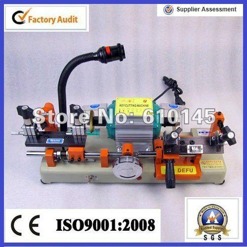 220v/50hz or 110v/60hz model 238bs key cutting machine.key abloy machine.(China (Mainland))