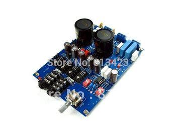 Freeshipping Lehmann BD139 BD140 Preamplifier headphone DIY Amplifier kit