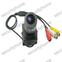 Mini Super HD Sony 700TVL 2.8-12mm Manual ZOOM lens Security Home Audio CCTV camera system Free shipping