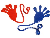 "24 Sticky Hands 7.5"" Party avors Gift Vending New"