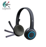Wireless Headset Headphones Logitech H600 Gaming Headset Earphones 2.4G Wireless Earphones Foldable  Dota 2 Consumer Electronics