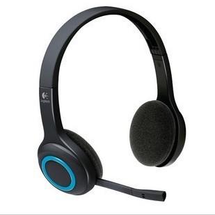 Wireless Headset Headphones Logitech H600 Gaming Headset Earphones 2 4G Wireless Earphones Foldable Dota 2 Consumer