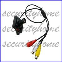 Mini Super HD Sony 700TVL 16mm Board Lens Security CCTV camera MIC