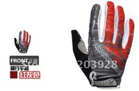 2013 NEW Bike Glove Professional Bicycle Full Finger Gloves Cycling Gloves GEL size M - XL Motorcycle Gloves