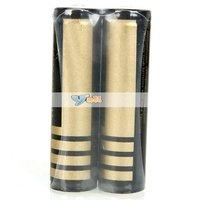 Free Shipping 2Pcs/set UltraFire 18650 4000mAh 3.6-4.2V Li-lon AA Rechargeable Battery Without board Black 88008726