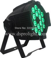 18*12W 4in1 RGBW Dmx  LED par 64 light for wedding up lights