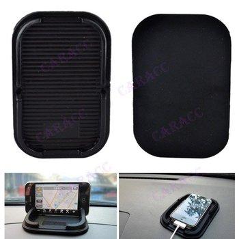 10Pcs/lot Multi-functional Rubber Mobile Phone Shelf car Anti Slip pad  antiskid mat For MP3/ Cell Phone Holder 6455