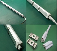 4ft NEW led tube T8 Unified Dimmable 18W 1200mm high lumen output  85~265V AC input for leading and trailing edge dimmer prefect