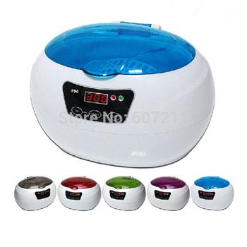 hot sale ultrasonic sonicator cleaner, ultrasonic washing machine JP-890 600ml free shipping