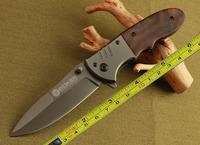 New Boker Wood Handle Folding pocket Knife DA28
