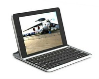 Wireless Bluetooth ABS Keyboard Case Stand Cover + Free Screen Protector & Stylus For Google ASUS NEXUS 7 1st Gen