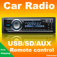 Quality Car Radio FM MP3 player with USB SD slot