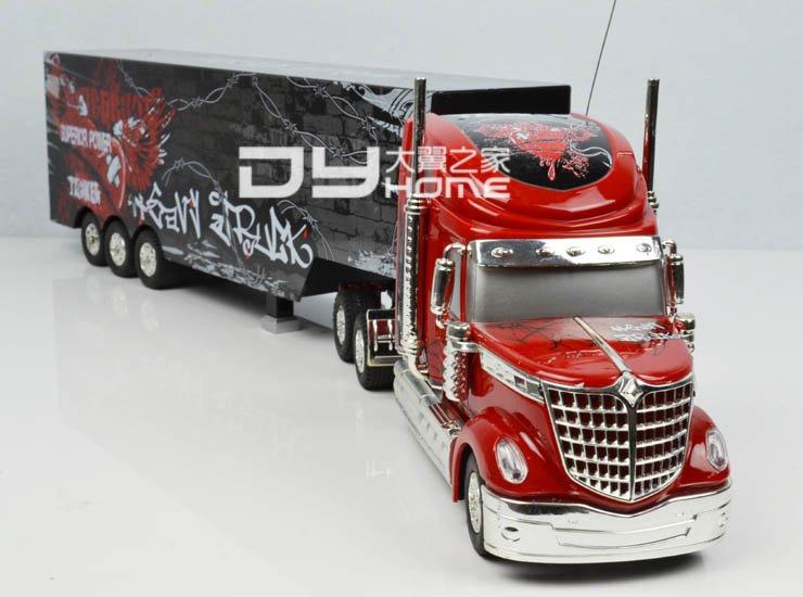 58cm big big size 6 channel large Detachable truck remote control truck big RC Toy car model(China (Mainland))