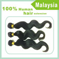 "Hot Selling Hair! 300g/lot (16""+18""+20"") each 100g Unprocessed Virgin Hair Weft, Fast Free Shipping"