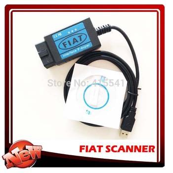 Best price ! Fiat Scanner /tester Professional interface for diagnostics tool Fiat / Alfa Romeo / Lancia USB