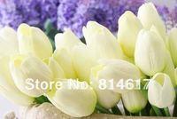 Free shipping buy cheap artificial flowers / high quality PU artificial flowers China/ artificial tulip online shop
