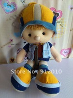 Holiday Sale Lovely Play Boy -2 Yuppie Doll  Baby Kids Toy Plush Toy Home  Decoration Christmas Gift On Sale