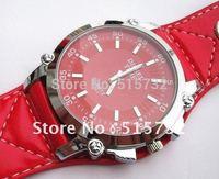 Wholesale Fashion Women Men's  TIME Quartz Wrist Dress Sport Watch Muticolors