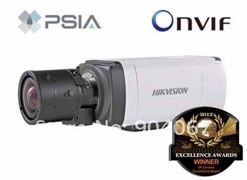 Hikvision camera, DS-2CD855F-E, 2MP Low-light Network IP Camera, H.264 /MPEG4 /MJPEG, POE , 3D DNR, Super low-light, CCTV camera