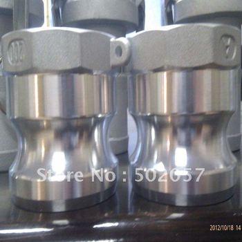 8 inch Layflat hose camlock assembly(Aluminum)