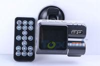 "Car DVR Video Camera+Remote Control I1000 Registrator HD1080*720P 2.0"" TFT LCD 120 degree angle car black box Free shipping"