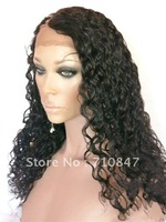 new Arrival !!!   u part wigs  100% indian remy  hair  20 inch 1b deep wave