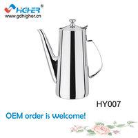 teapots wholesale with spout 1.5 liter
