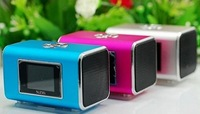 Hot sale Nizhi tt6 outside sport speaker bicycle mp3 mini speaker portable card radio speakers  Free shipping