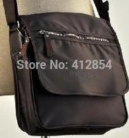 G Male Man brown strap canvas shoulder small bag Men's A1 bags