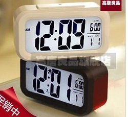 LED Alarm Clock+Snooze+Background Noctilucent Light(China (Mainland))