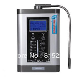 2013 Alkaline water Ionizer/water purifier/WEINING Brand new home child drink healthy life(China (Mainland))
