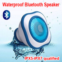 New Arrival, Waterproof Bluetooth Speaker,IPX5-IPX7 qualified,  Hot item ! free shipping !