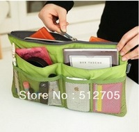 Free Shipping Korean Style Multifunctional Fabric Storage Bags Protection Pouch for PAD Multi-purpose Cosmetic Bag in Bag