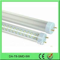 9W T8 600mm SMD LED Tube Light