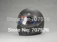 Retail + Low Freight Full Helmets StarWars motorcycle helmet SIMPSON glass fiber reinforced plastic pig ATV-I  dumb black