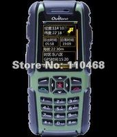 [Outfone Certificated] 100% original A83 outdoor phone Walkie Talkie Altimeter Barometer ,russian keyboard GPS,Waterproof 3pcs